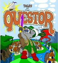 Tales of the Questor 第一卷封面